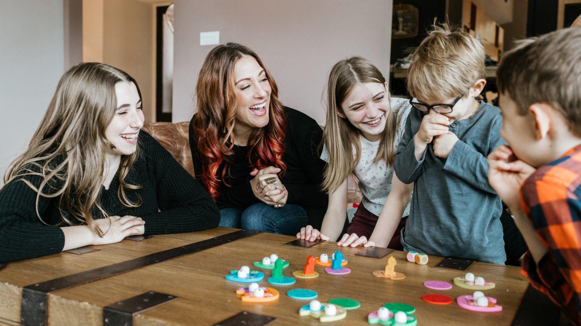 Jennz Z Hermans Chaos to Calm Blog Family Closeness